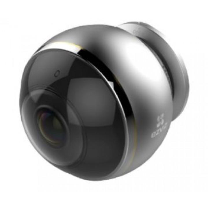 """3 Мп панорамная Wi-Fi """"рыбий глаз"""" EZVIZ CS-CV346-A0-7A3WFR"""