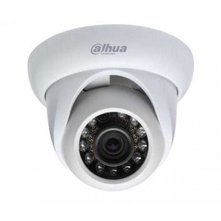 1 МП HDCVI видеокамера HAC-HDW1100MP-S3 (2.8 мм)
