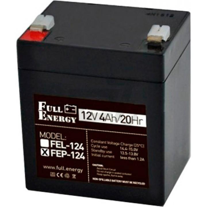 Аккумулятор для ИБП Full Energy FEP-124