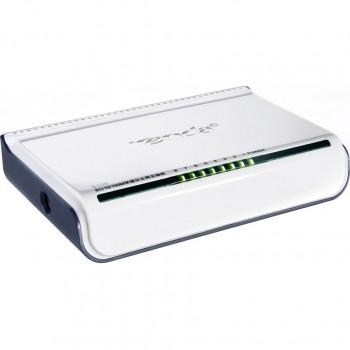 Коммутатор Tenda S108 8 портов Ethernet 10/100 Мбит/сек, BOX Q100