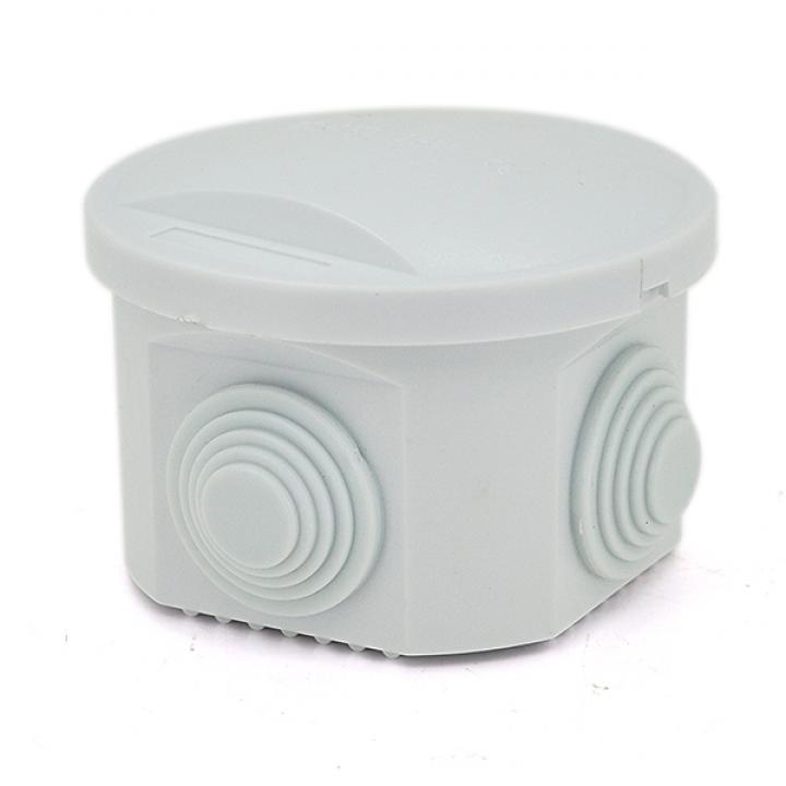 Коробка распределительная наружная YOSO Т25 80х50x50 IP66 цвет белый (80*50*50)