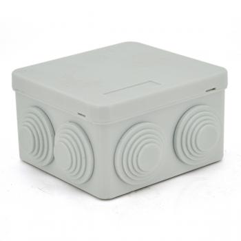 Коробка распределительная наружная YOSO Т40 85х85х50 IP55 цвет белый (85*85*50), Q200