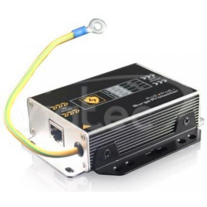 PОE сетевой фильтр USP201POE-A (защита от перенапряжение сетевого сигнала PОE и PОE+ с портом 100 Мб/с)