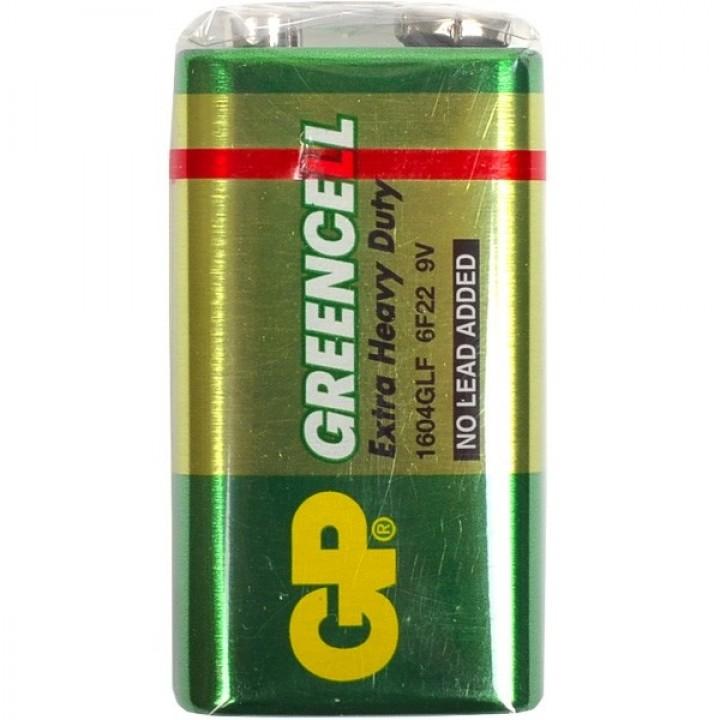 Крона GP Greencell 9V (для тестера)