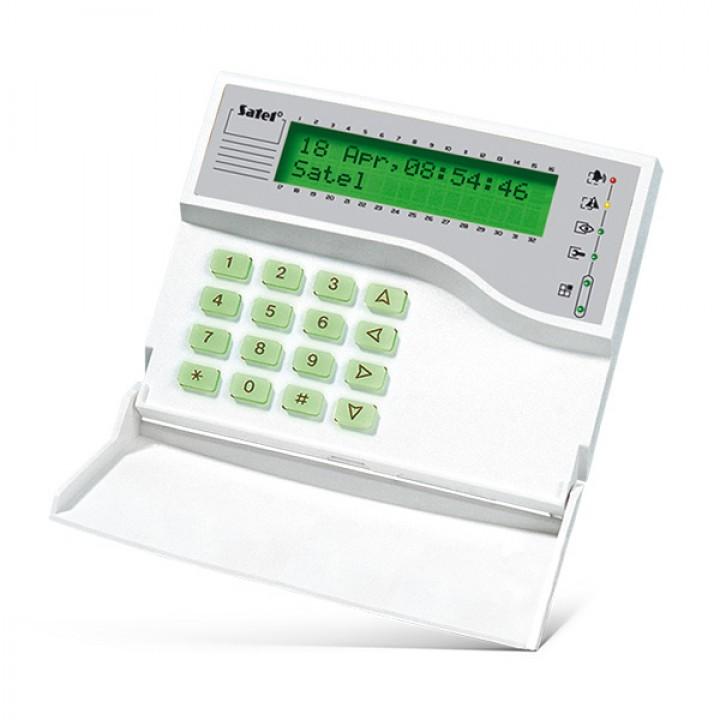Клавиатура ЖКИ INT-KLCDK-GR