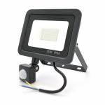 Уличные прожекторы LED с датчиком движения